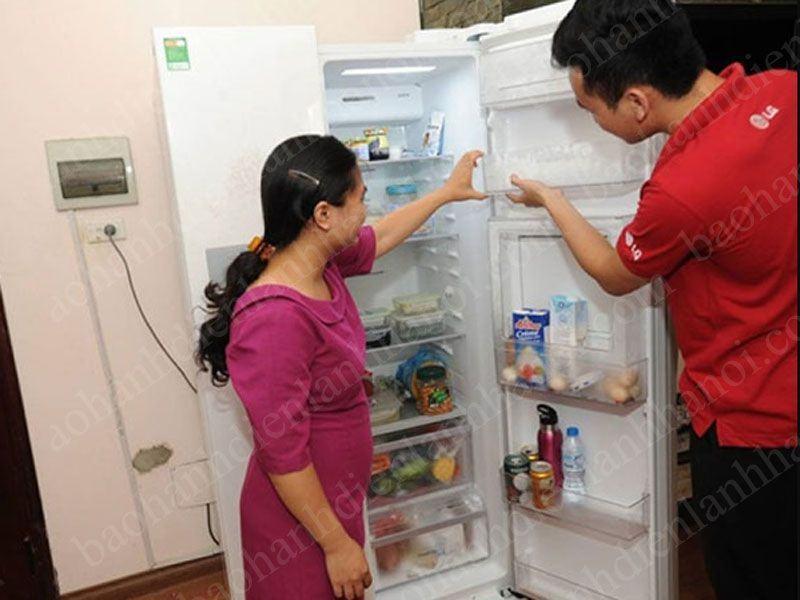 Tủ lạnh nội địa Nhật bãi luôn được nhiều người tiêu dùng Việt Nam tin tưởng sử dụng