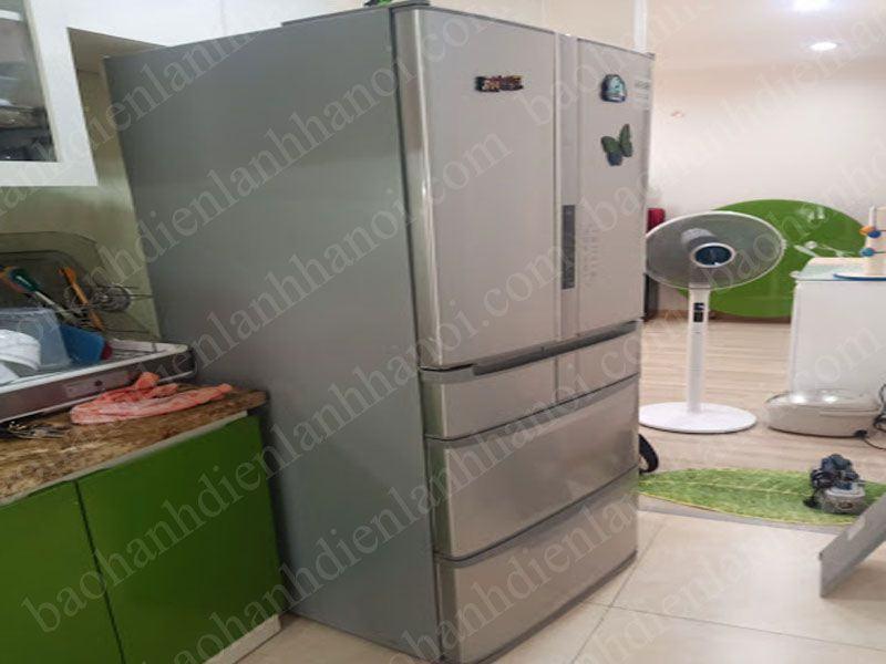 Dịch vụ sửa tủ lạnh nội địa Nhật bãi tại Hà Đông