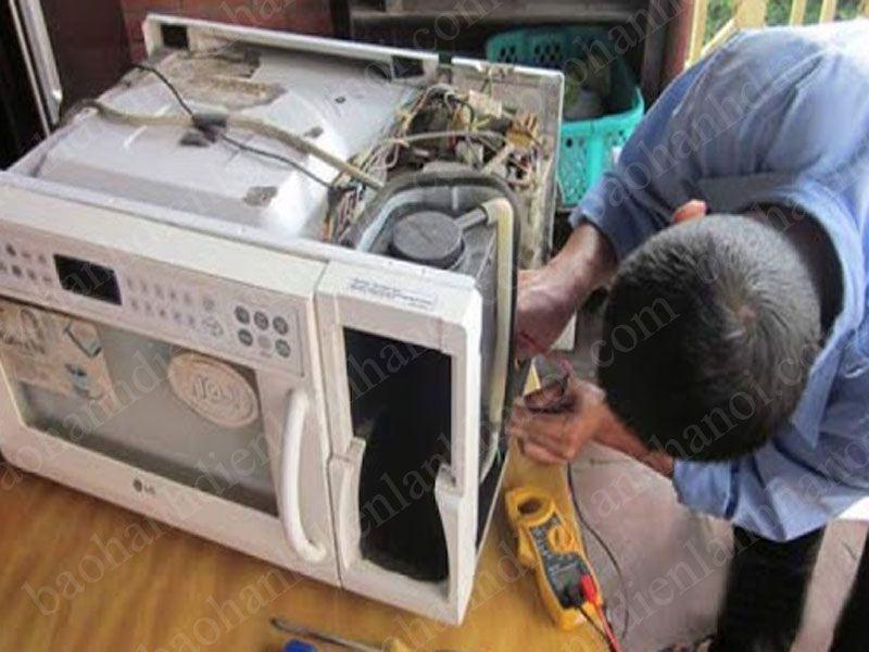 Dịch vụ sửa chữa lò vi sóng Electrolux tại Hà Nội luôn được khách hàng đánh giá cao