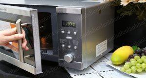 sửa chữa lò vi sóng Electrolux tại Hà Nội
