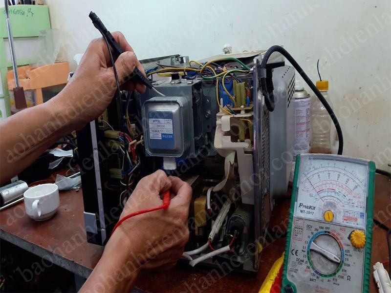 Cam kết của Trung tâm sửa chữa điện lạnh tại Hà Nội đối với khách hàng