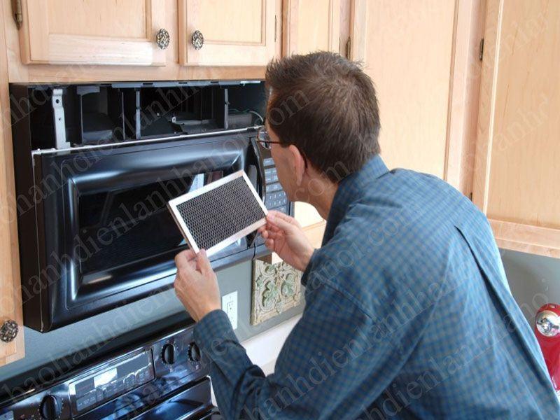 Dịch vụ sửa chữa lò vi sóng tại quận Hai Bà Trung luôn làm quý khách hàng hài lòng