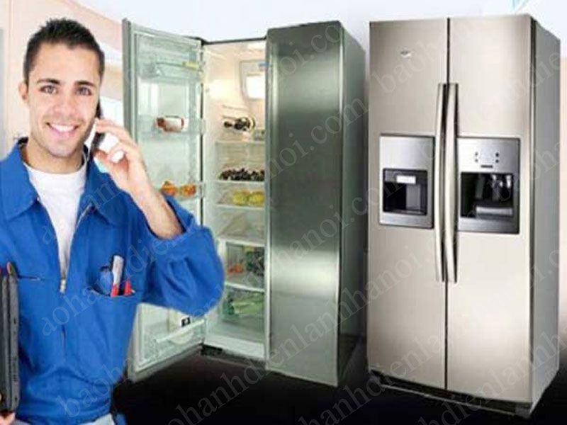 Quy trình sửa tủ lạnh Hitachi nội địa tại quận Hoàn Kiếm