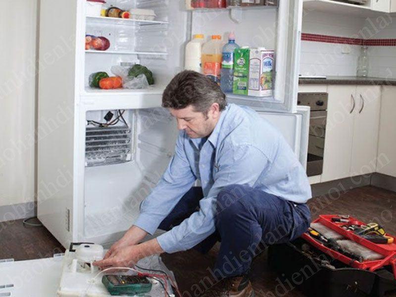 Dịch vụ sửa tủ lạnh Hitachi nội địa tại quận Hoàng Mai luôn là lựa chọn sáng suốt dành cho bạn