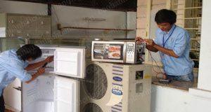 sửa tủ lạnh Hitachi nội địa tại quận Hoàng Mai