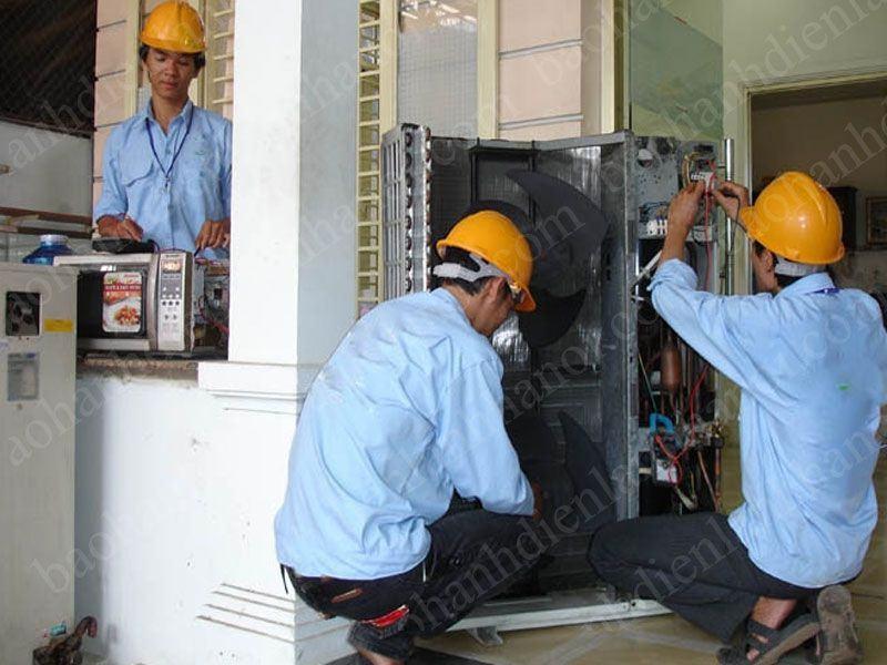 Trung tâm sửa chữa điện lạnh tại Hà Nội – Niềm tin của mọi nhà