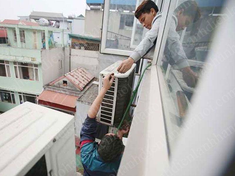 Dịch vụ sửa chữa điều hòa tại Hoàng Văn Thái luôn được khách hàng đánh giá cao