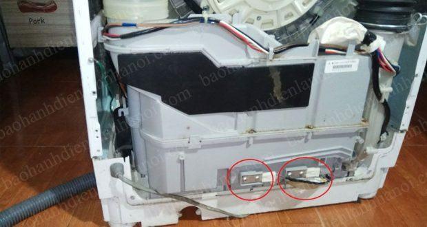 sửa chữa máy giặt nội địa Nhật Bãi tại Long Biên