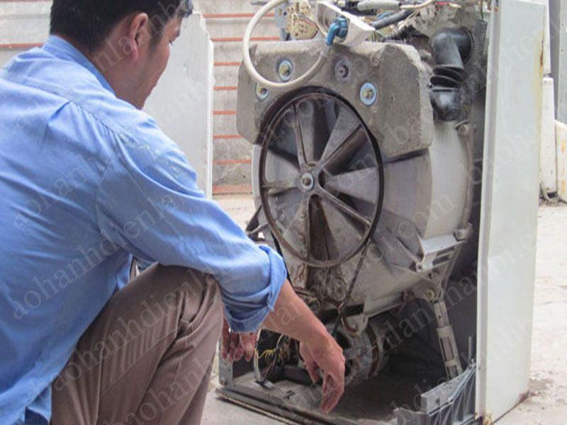 Dịch vụ sửa chữa máy giặt tại thị trấn Chúc Sơn Chương Mỹ Hà Nội