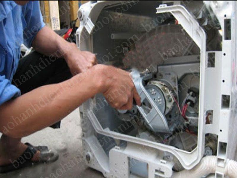 Quy trình sửa chữa máy giặt nội địa Nhật Bãi tại Nam Từ Liêm