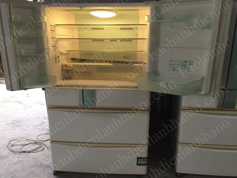 Dịch vụ sửa chữa tủ lạnh nội địa Nhật bãi tại Thanh Xuân