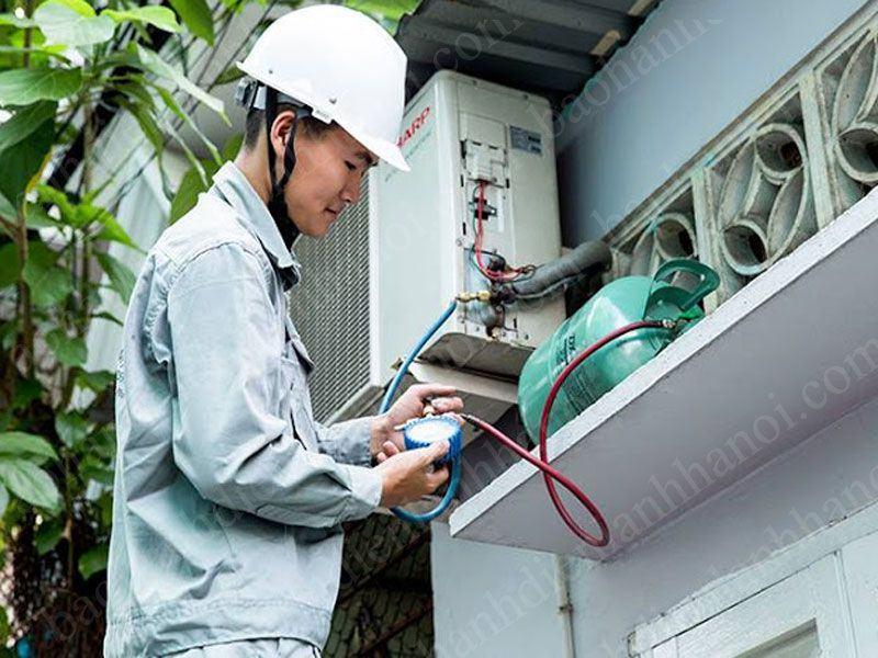 Dịch vụ sửa chữa điều hòa tại khu đô thị Văn Quán