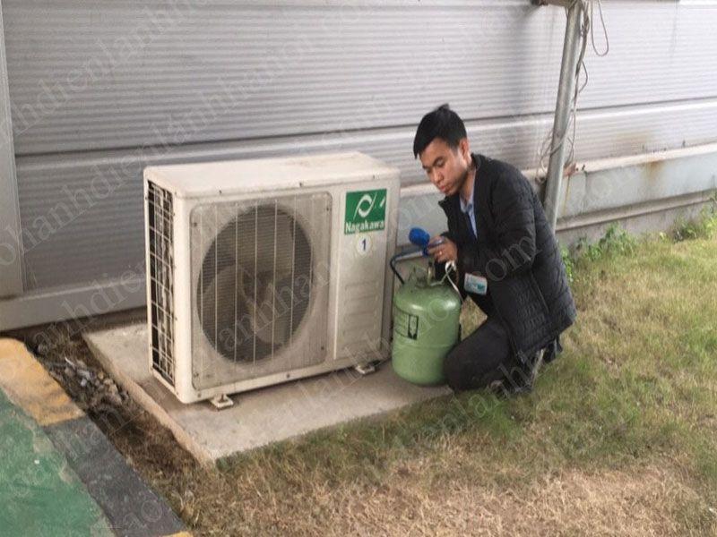 Dịch vụ sửa điều hòa tại Khu đô thị Đại Thanh