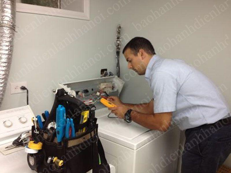 Dịch vụ sửa máy giặt Panasonic Nhật nội địa tại Hà Nội luôn được khách hàng tin tưởng