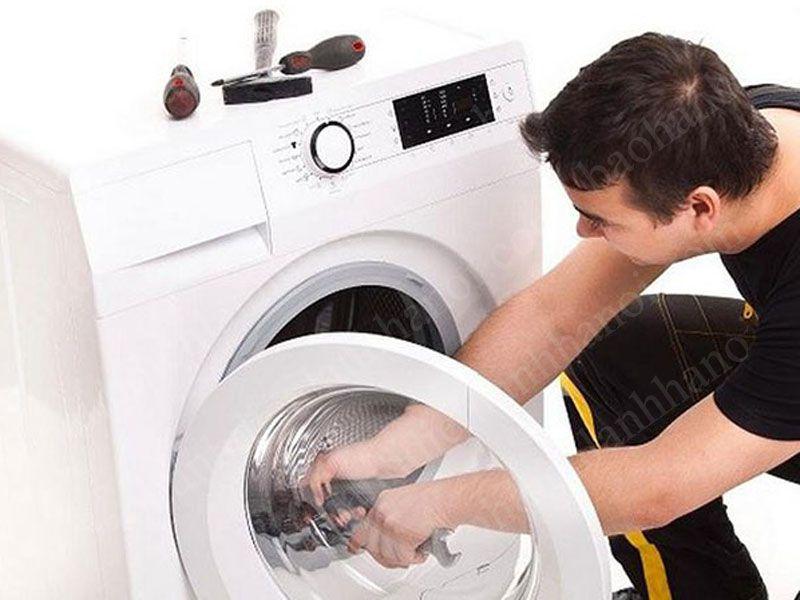 Quy trình sửa chữa máy giặt bị lỗi mất nguồn một cách hiệu quả