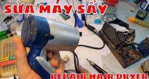 sửa máy sấy tóc tại Hà Nội