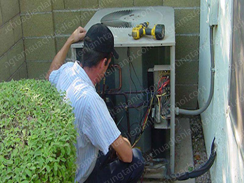 Quy trình làm việc của Trung tâm sửa chữa điện lạnh tại Hà Nội chuyên nghiệp