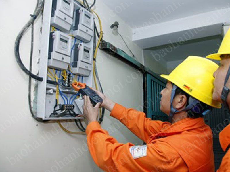 Quy trình sửa chữa điều hòa tại Trung tâm sửa chữa điện lạnh tại Hà Nội