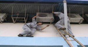 sửa chữa điều hòa tại Khương Đình