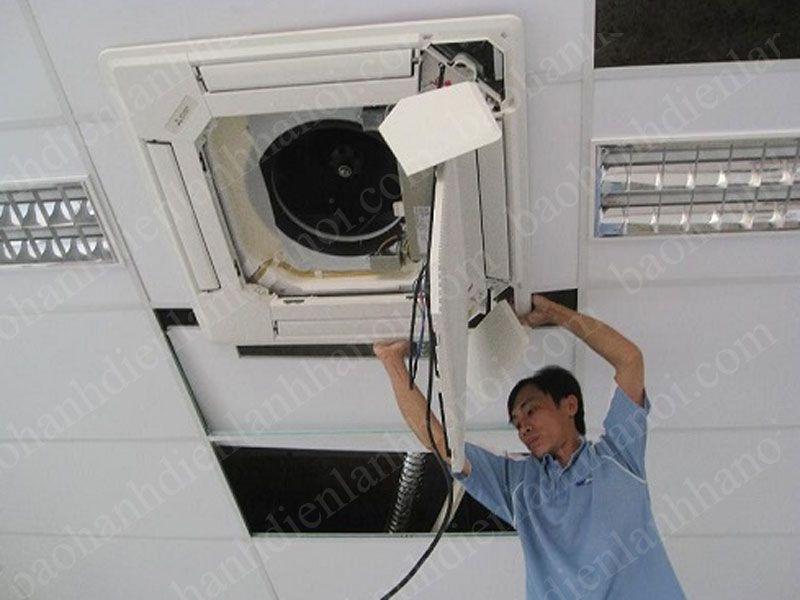 Dịch vụ sửa điều hòa tại Kim Mã luôn được khách hàng đánh giá cao