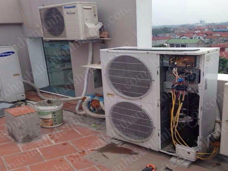 Trung tâm sửa chữa điện lạnh tại Hà Nội luôn được khách hàng đánh giá cao
