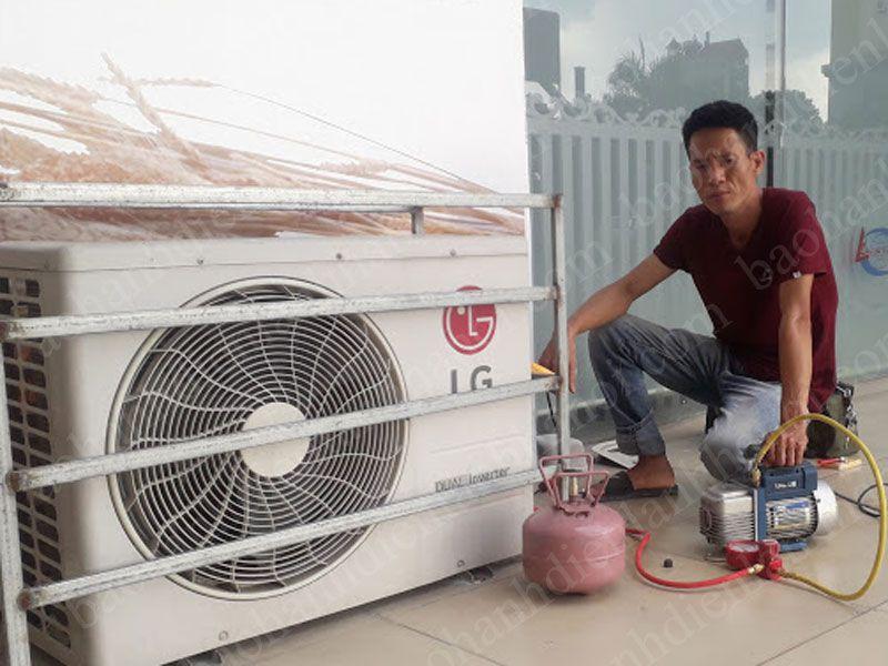 Dịch vụ sửa điều hòa tại Nguyễn Cơ Thạch luôn được đánh giá cao