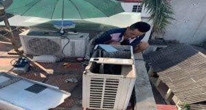 sửa chữa điều hòa tại Nguyễn Cơ Thạch