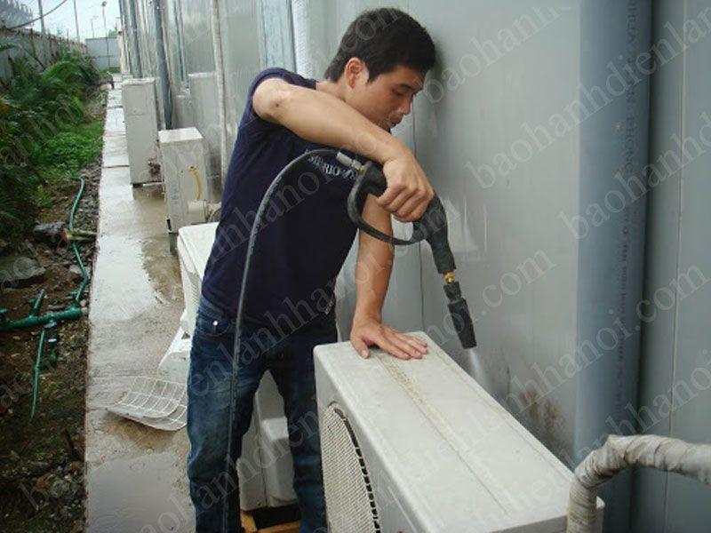 Trung tâm sửa chữa điện lạnh tại Hà Nội cam kết với khách hàng