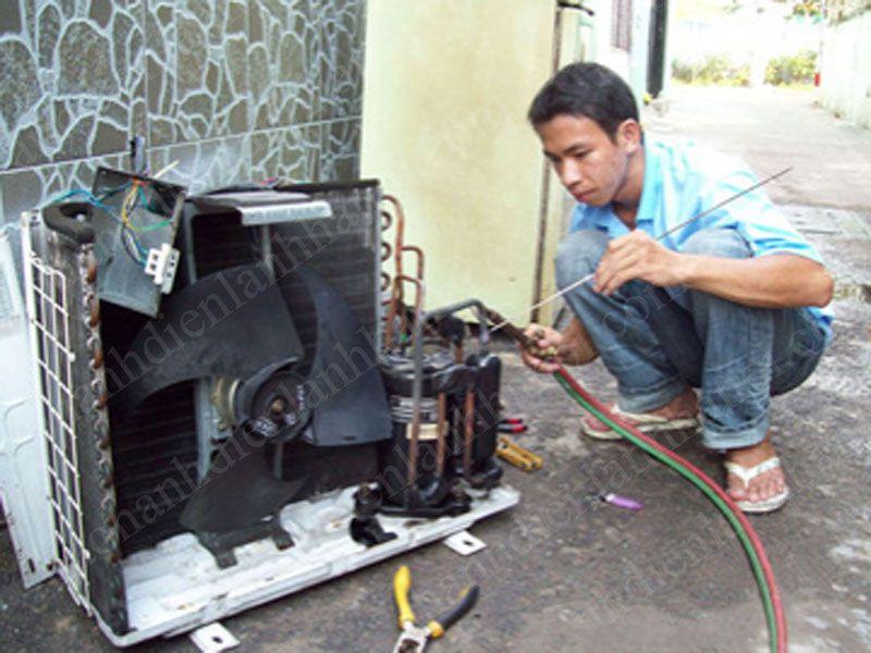 Dịch vụ sửa chữa điều hòa tại Trung Văn