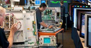 sửa chữa tivi tại Đê La Thành