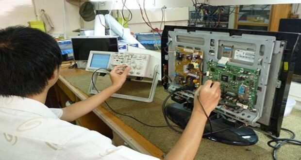 sửa chữa tivi tại Kim Mã