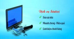 sửa chữa tivi tại Nguyễn Xiển