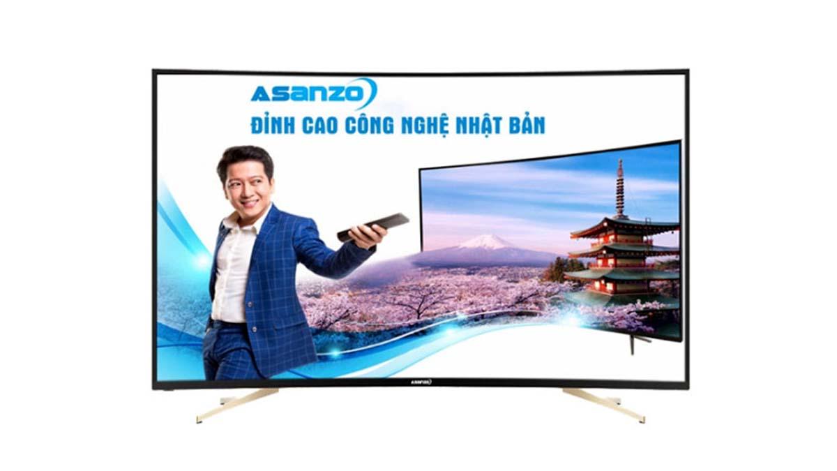 sửa chữa tivi Asanzo tại Hà Nội